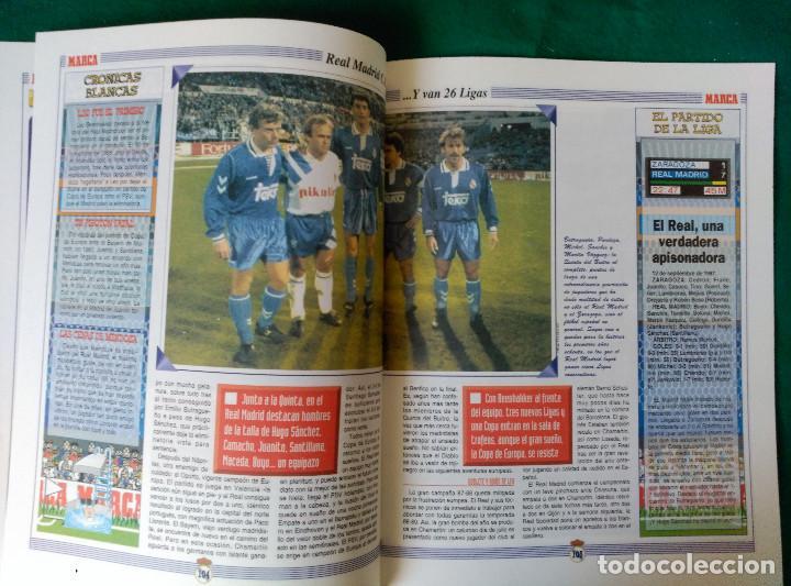 Coleccionismo deportivo: REAL MADRID DE 1928 A 1995 - 7 FASCICULOS - VER DESCRIPCION Y FOTOGRAFIAS - Foto 34 - 126168775