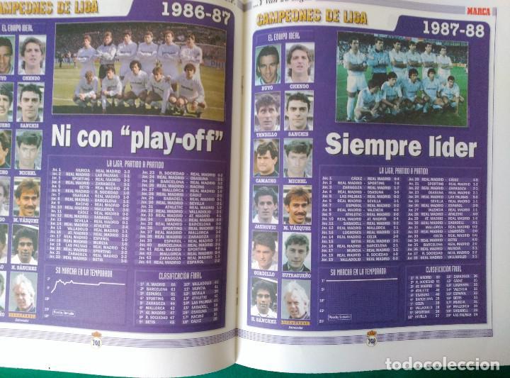 Coleccionismo deportivo: REAL MADRID DE 1928 A 1995 - 7 FASCICULOS - VER DESCRIPCION Y FOTOGRAFIAS - Foto 35 - 126168775