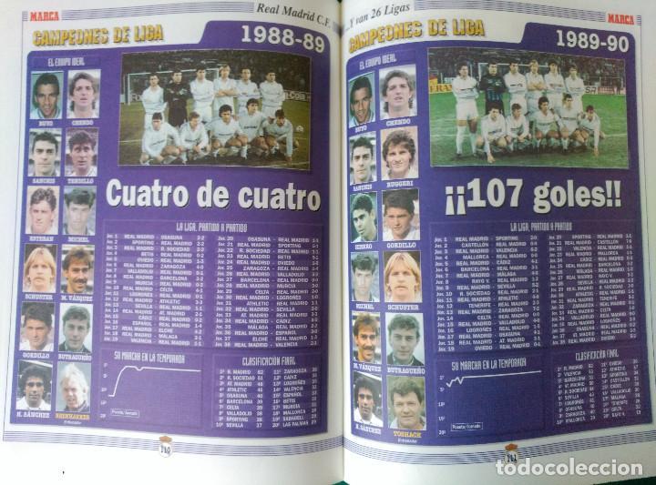 Coleccionismo deportivo: REAL MADRID DE 1928 A 1995 - 7 FASCICULOS - VER DESCRIPCION Y FOTOGRAFIAS - Foto 36 - 126168775