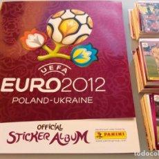 Coleccionismo deportivo: ALBUM PANINI. - UEFA EURO 2012 - COL. COMPLETA / COMPLETE COL. #. Lote 148048700