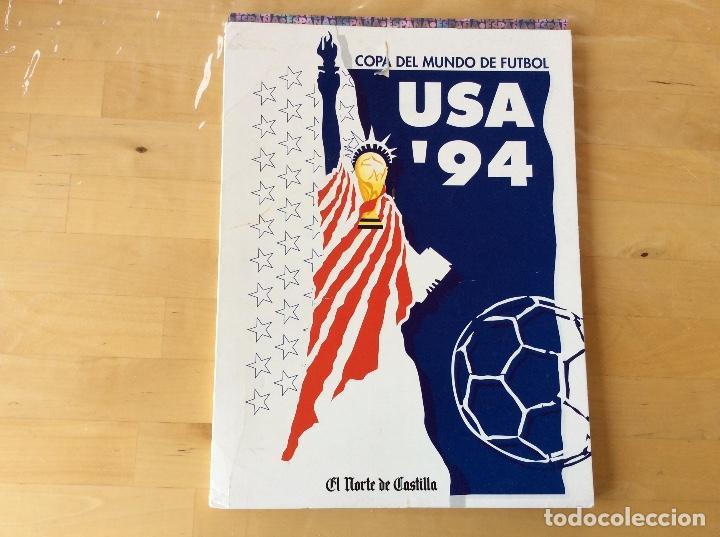 USA 94. COPA DEL MUNDO DE FÚTBOL.COMPLETO (Coleccionismo Deportivo - Libros de Fútbol)