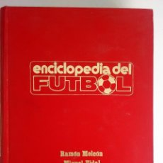 Collectionnisme sportif: ENCICLOPEDIA DEL FUTBOL VOLUMEN 2 (AÑO 1973). Lote 126616895