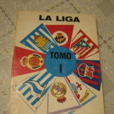 Coleccionismo deportivo: LA HISTORIA DE LA LIGA TOMO I AÑOS 1928 AL 1943 AÑO 1974 EN BUEN ESTADO. Lote 127252623