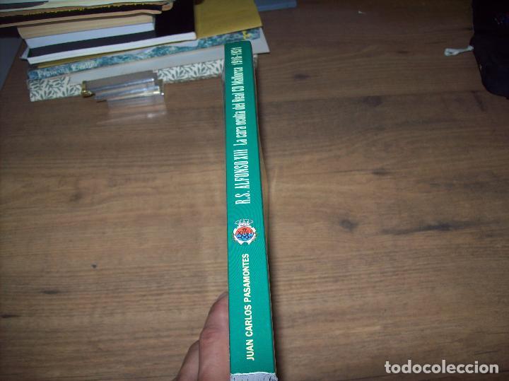 Coleccionismo deportivo: R. S. ALFONSO XIII . LA CARA OCULTA DEL REAL CD MALLORCA (1916-1931). JUAN C. PASAMONTES. 2010. - Foto 24 - 223646276