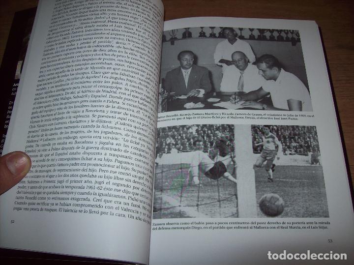 Coleccionismo deportivo: RADIOGRAFÍA DE UN ASCENSO. 50 AÑOS DEL RCD MALLORCA EN PRIMERA DIVISIÓN. J.C. PASAMONTES. 2010. - Foto 7 - 223646161