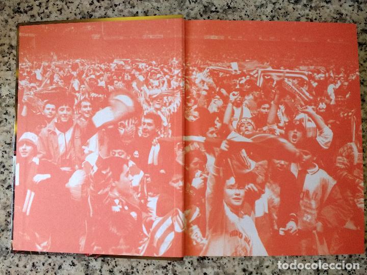 Coleccionismo deportivo: El Libro de Oro del Athletic de Bilbao.1996.Editado por El Correo. - Foto 2 - 128561031