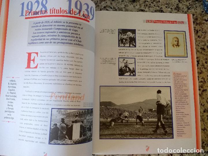 Coleccionismo deportivo: El Libro de Oro del Athletic de Bilbao.1996.Editado por El Correo. - Foto 4 - 128561031