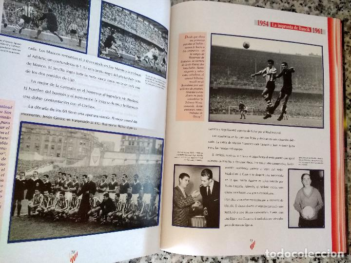 Coleccionismo deportivo: El Libro de Oro del Athletic de Bilbao.1996.Editado por El Correo. - Foto 6 - 128561031