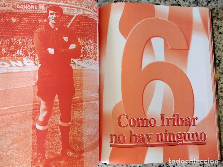 Coleccionismo deportivo: El Libro de Oro del Athletic de Bilbao.1996.Editado por El Correo. - Foto 7 - 128561031