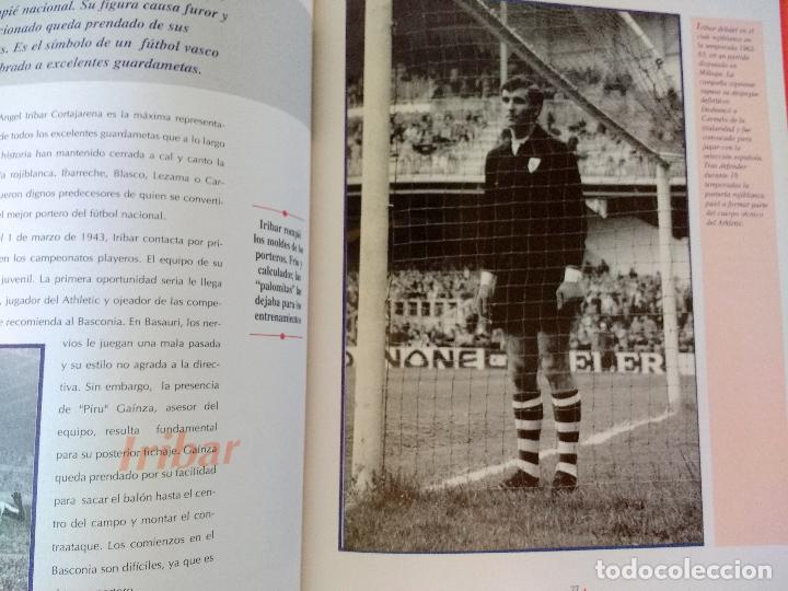 Coleccionismo deportivo: El Libro de Oro del Athletic de Bilbao.1996.Editado por El Correo. - Foto 8 - 128561031