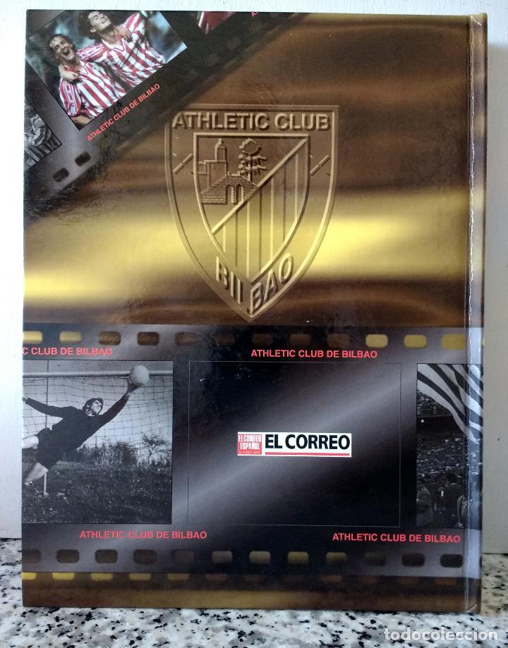 Coleccionismo deportivo: El Libro de Oro del Athletic de Bilbao.1996.Editado por El Correo. - Foto 10 - 128561031