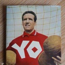 Coleccionismo deportivo: YO MEMORIAS DE HELENIO HERRERA EDITORIAL PLANETA 1ª EDICIÓN 1962 TAPA DURA CON SOBRECUBIERTA LIBRO. Lote 128709455