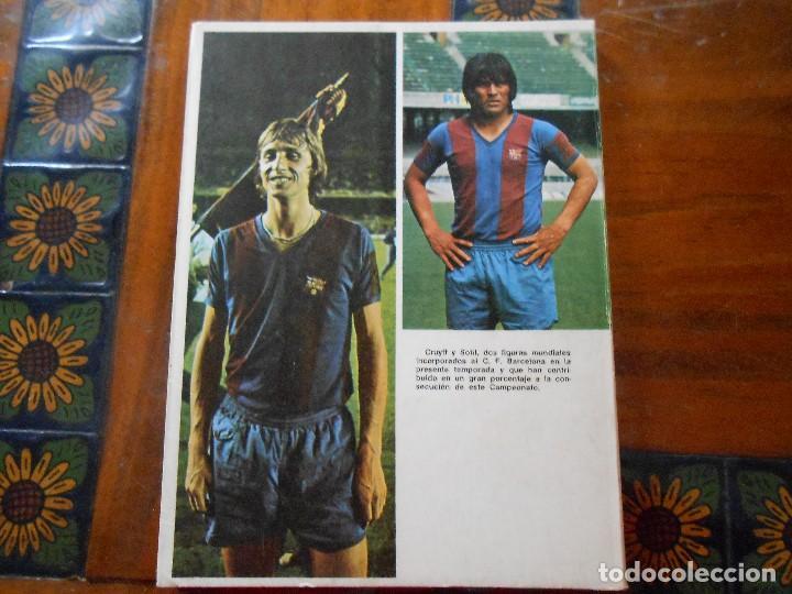 Coleccionismo deportivo: LIBRO CF BARCELONA ¡CAMPEONES! - Foto 2 - 129005263