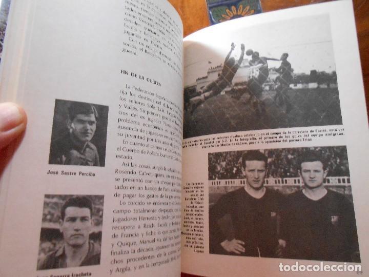 Coleccionismo deportivo: LIBRO CF BARCELONA ¡CAMPEONES! - Foto 4 - 129005263