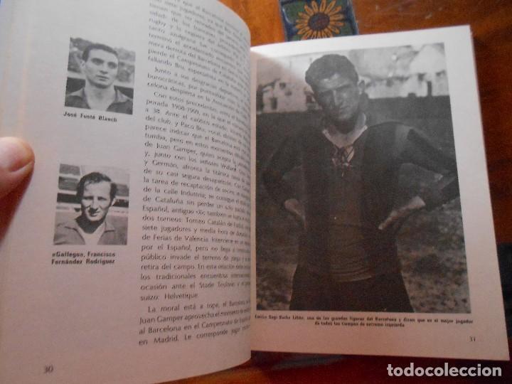 Coleccionismo deportivo: LIBRO CF BARCELONA ¡CAMPEONES! - Foto 5 - 129005263