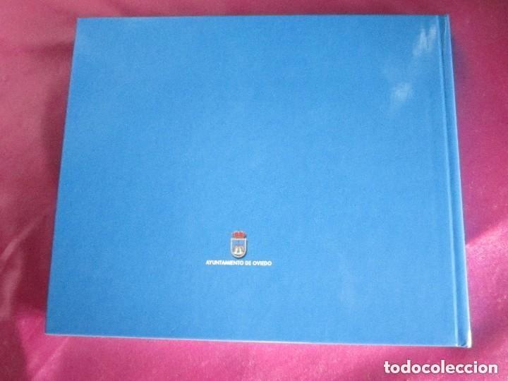 Coleccionismo deportivo: REAL OVIEDO 80 AÑOS DE FUTBOL EN OVIEDO. - Foto 2 - 129079159