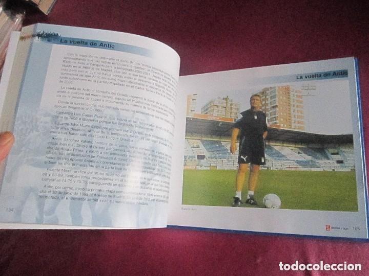 Coleccionismo deportivo: REAL OVIEDO 80 AÑOS DE FUTBOL EN OVIEDO. - Foto 4 - 129079159