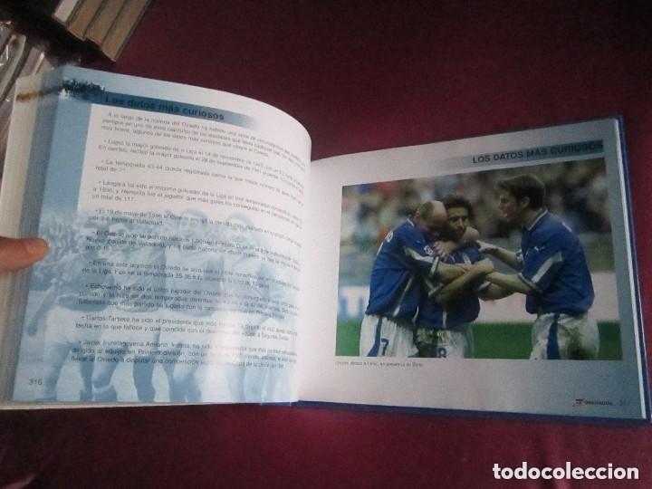 Coleccionismo deportivo: REAL OVIEDO 80 AÑOS DE FUTBOL EN OVIEDO. - Foto 8 - 129079159