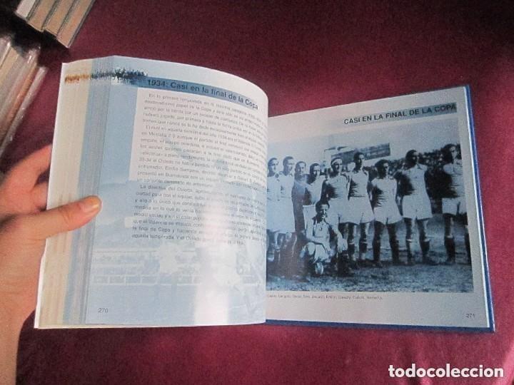 Coleccionismo deportivo: REAL OVIEDO 80 AÑOS DE FUTBOL EN OVIEDO. - Foto 9 - 129079159