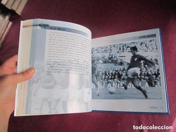 Coleccionismo deportivo: REAL OVIEDO 80 AÑOS DE FUTBOL EN OVIEDO. - Foto 10 - 129079159