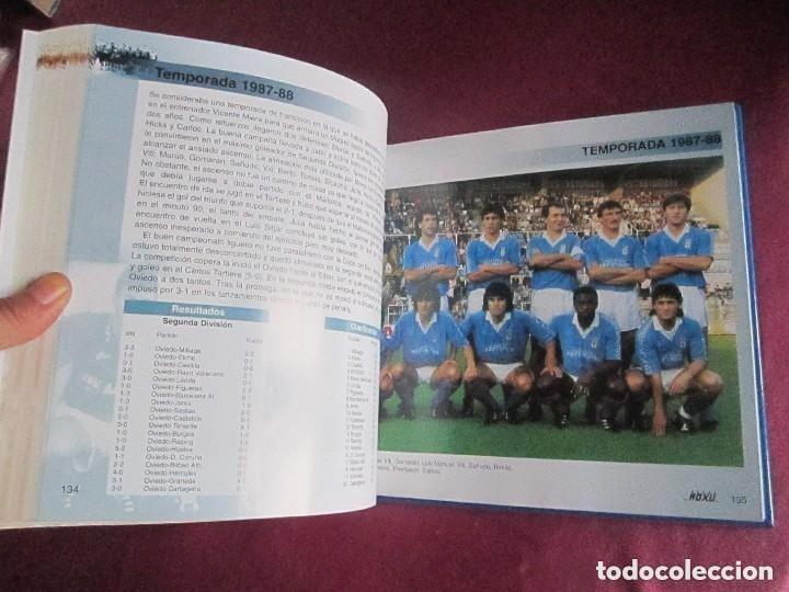 Coleccionismo deportivo: REAL OVIEDO 80 AÑOS DE FUTBOL EN OVIEDO. - Foto 12 - 129079159