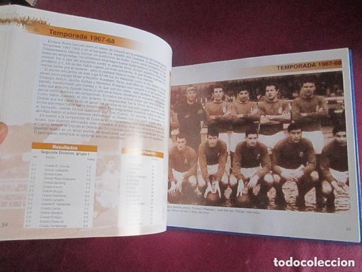 Coleccionismo deportivo: REAL OVIEDO 80 AÑOS DE FUTBOL EN OVIEDO. - Foto 13 - 129079159