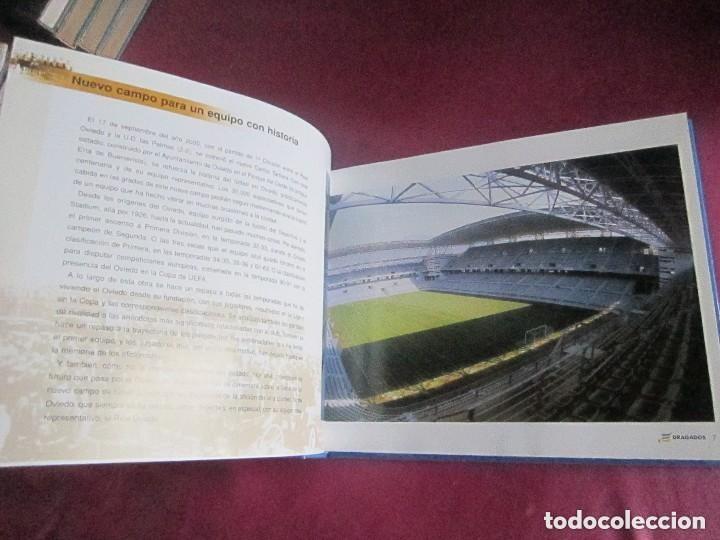 Coleccionismo deportivo: REAL OVIEDO 80 AÑOS DE FUTBOL EN OVIEDO. - Foto 14 - 129079159