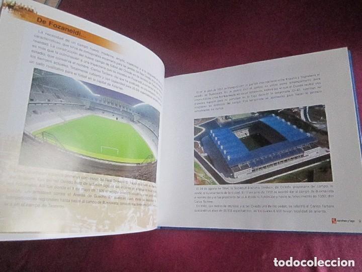 Coleccionismo deportivo: REAL OVIEDO 80 AÑOS DE FUTBOL EN OVIEDO. - Foto 15 - 129079159