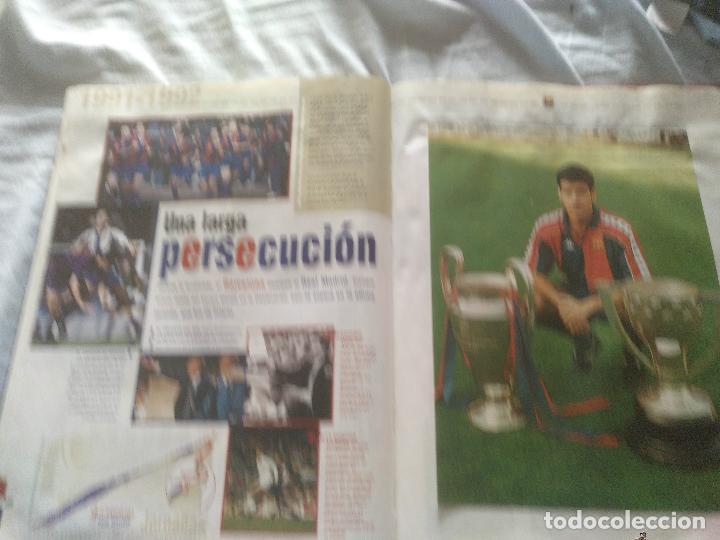 Coleccionismo deportivo: LIBRO EL SIGLO DEL BARÇA - Foto 2 - 129221827