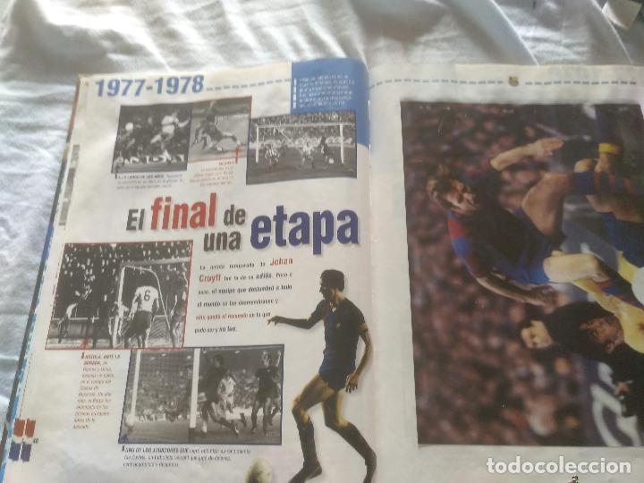 Coleccionismo deportivo: LIBRO EL SIGLO DEL BARÇA - Foto 3 - 129221827