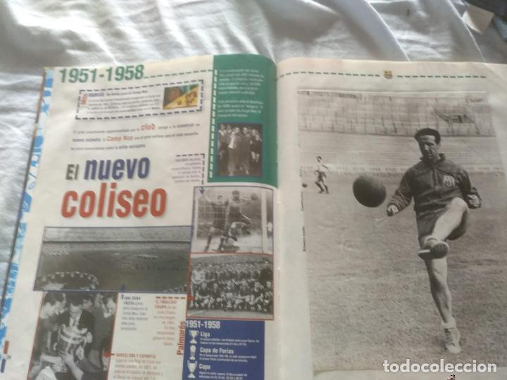 Coleccionismo deportivo: LIBRO EL SIGLO DEL BARÇA - Foto 4 - 129221827