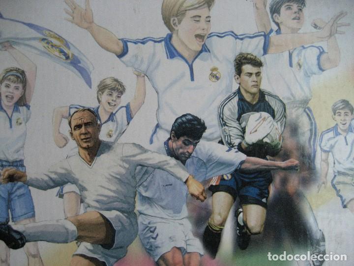 Coleccionismo deportivo: HISTORIA DEL REAL MADRID PARA JOVENES -CAMPEON DE LIGA 2020 -libro oficial del centenario -FUTBOL - Foto 6 - 130230982