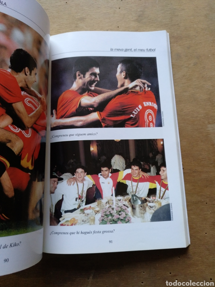 Coleccionismo deportivo: Josep Guardiola, la meva gent, el meu futbol. Barça Barcelona - Foto 3 - 138006872