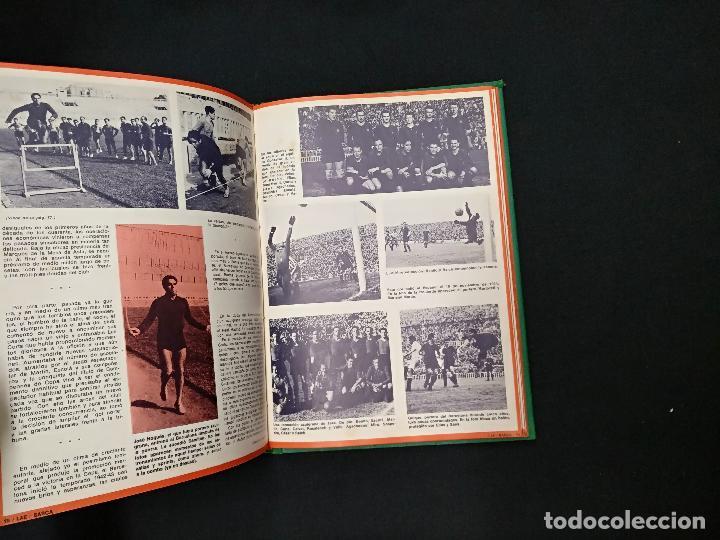 Coleccionismo deportivo: 75 AÑOS DEL BARÇA - LAE - LA ACTUALIDAD ESPAÑOLA - COMPLETO 10 FASCICULOS ENCUADERNADOS - Foto 4 - 130313114
