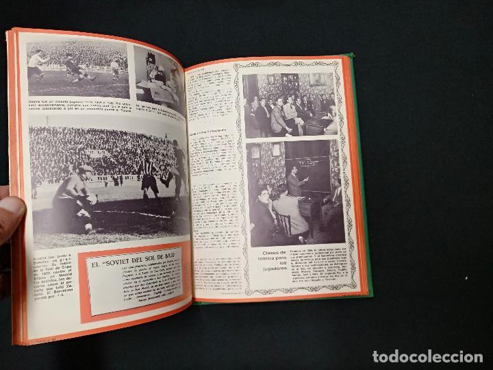 Coleccionismo deportivo: 75 AÑOS DEL BARÇA - LAE - LA ACTUALIDAD ESPAÑOLA - COMPLETO 10 FASCICULOS ENCUADERNADOS - Foto 5 - 130313114