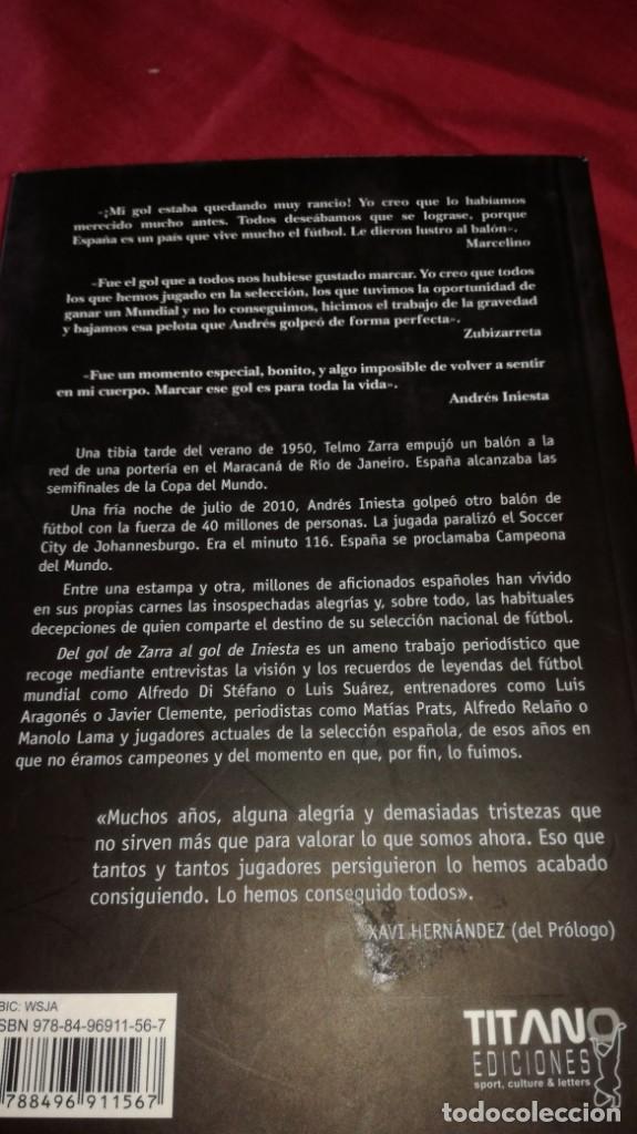 Coleccionismo deportivo: del gol de zarra al gol de iniesta-Porque no siempre fuimos campeones-David Guerra Gómez Borja de Ma - Foto 3 - 130632510