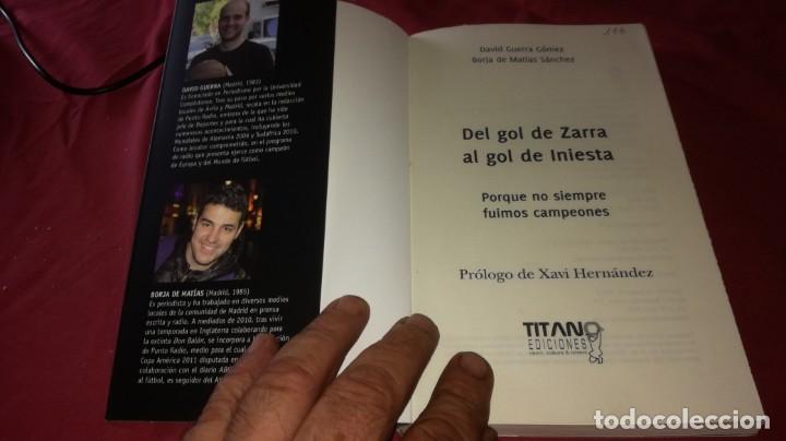 Coleccionismo deportivo: del gol de zarra al gol de iniesta-Porque no siempre fuimos campeones-David Guerra Gómez Borja de Ma - Foto 4 - 130632510