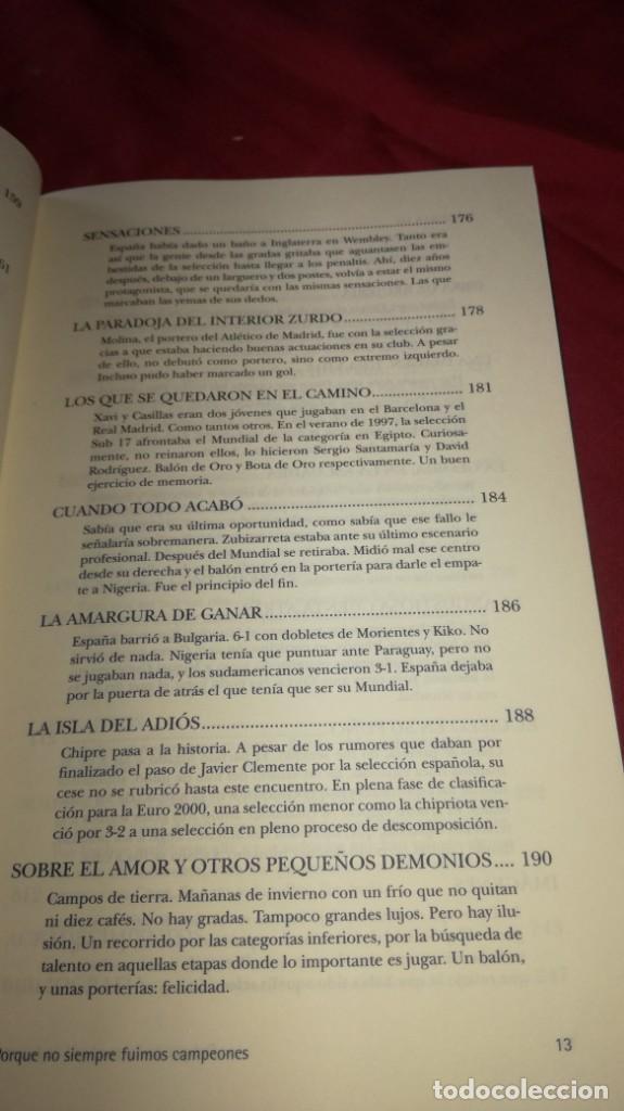 Coleccionismo deportivo: del gol de zarra al gol de iniesta-Porque no siempre fuimos campeones-David Guerra Gómez Borja de Ma - Foto 13 - 130632510