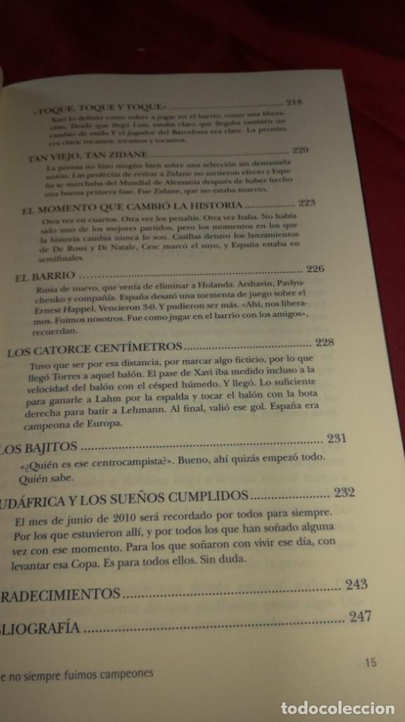 Coleccionismo deportivo: del gol de zarra al gol de iniesta-Porque no siempre fuimos campeones-David Guerra Gómez Borja de Ma - Foto 15 - 130632510
