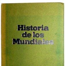 Coleccionismo deportivo: TOMO ENCUADERNADO COLECCION HISTORIA MUNDIALES MUNDIAL ESPAÑA 82 LA VANGUARDIA + FC BARCELONA . Lote 130735779