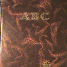 Coleccionismo deportivo: HISTORIA VIVA DEL REAL BETIS BALOMPIE 1907-1993, DIARIO ABC. Lote 130959816