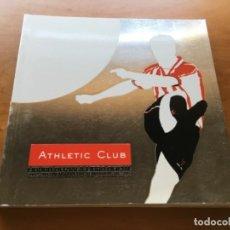 Coleccionismo deportivo: LIBRO - ATHLETIC CLUB BILBAO. MEMORIA TEMPORADA 2002-2003. Lote 131095396