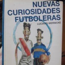 Coleccionismo deportivo: NUEVAS CURIOSIDADES DEPORTIVAS-LUCIANO WERNICKE-2008. Lote 131177136