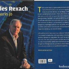 Collectionnisme sportif: CARLES REXACH * ARA PARLO JO * . Lote 131475514