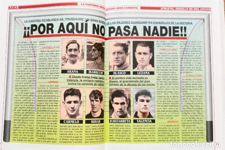 Coleccionismo deportivo: ATHLETIC, ORGULLO DE UNA AFICION - Publicado por Marca - Athletic Club de Bilbao - Foto 5 - 132622870