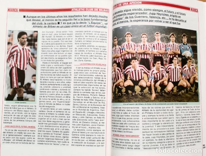 Coleccionismo deportivo: ATHLETIC, ORGULLO DE UNA AFICION - Publicado por Marca - Athletic Club de Bilbao - Foto 8 - 132622870