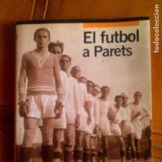 Coleccionismo deportivo: LIBRO DE CARLES FONT CLADELLAS Y JORDI SEGUER ROMERO . Lote 132819602