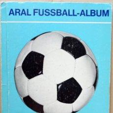 Coleccionismo deportivo: ARAL FUSSBALL-ALBUM. - BUNDESLIGA 1966/1967- #. Lote 133280350