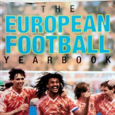 Coleccionismo deportivo: FACER BOOKS. - THE EUROPEAN FOOTBALL YEARBOOK 1988/89 - ANUARIO / YEARBOOK.#. Lote 210387835