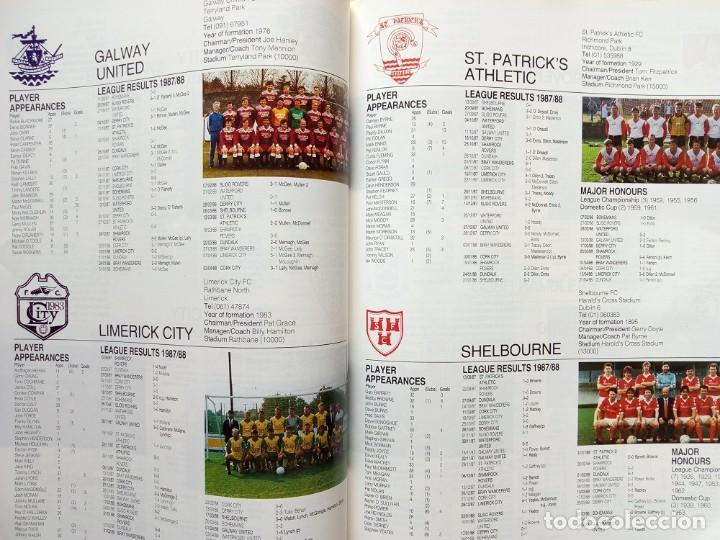 Coleccionismo deportivo: FACER BOOKS. - THE EUROPEAN FOOTBALL YEARBOOK 1988/89 - Anuario / Yearbook.# - Foto 3 - 133281862